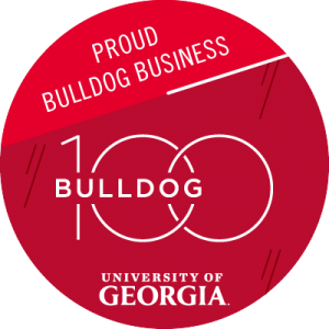 University of Georgia Bulldog 100 Business Award to Jeffery Martin CPA