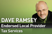 Dave Ramsey Endorsed Tax Services